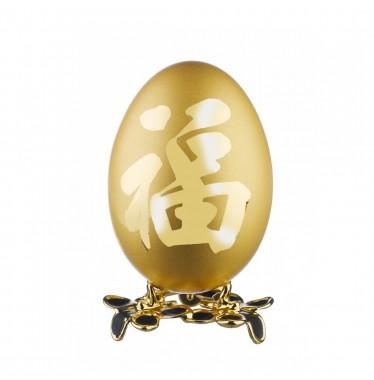 Trứng gà chữ PHÚC