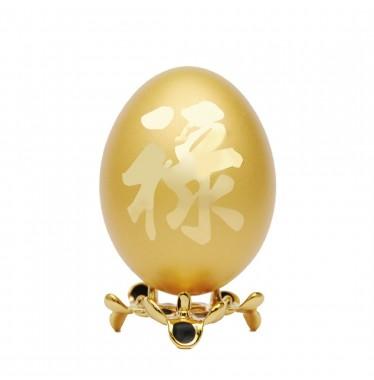 Trứng gà chữ LỘC