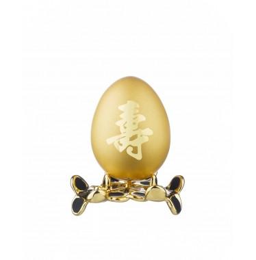 Trứng cút chữ THỌ