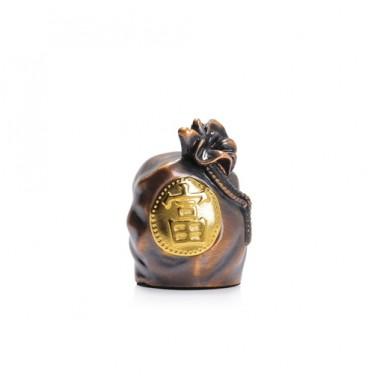 Túi đựng tiền vàng