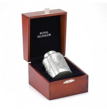 Hộp đựng trà bốn mùa cỡ nhỏ trong hộp gỗ 2