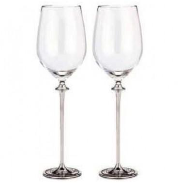 Cặp ly rượu vang đỏ Marine