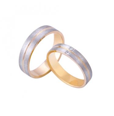 Nhẫn cưới WG GG kim cương 2070LMWR