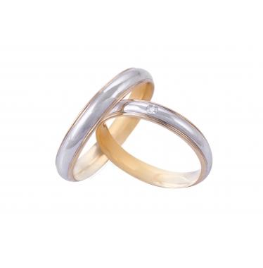 Nhẫn cưới WG GG 2085V